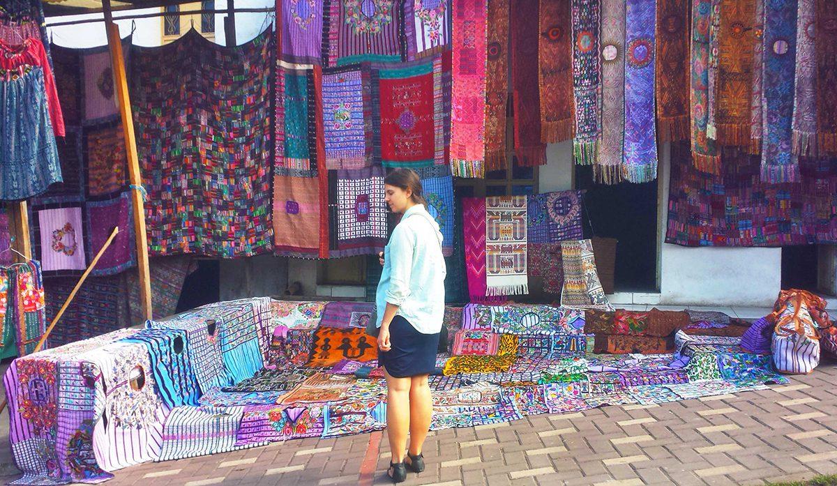 guatemala market lake atitlan