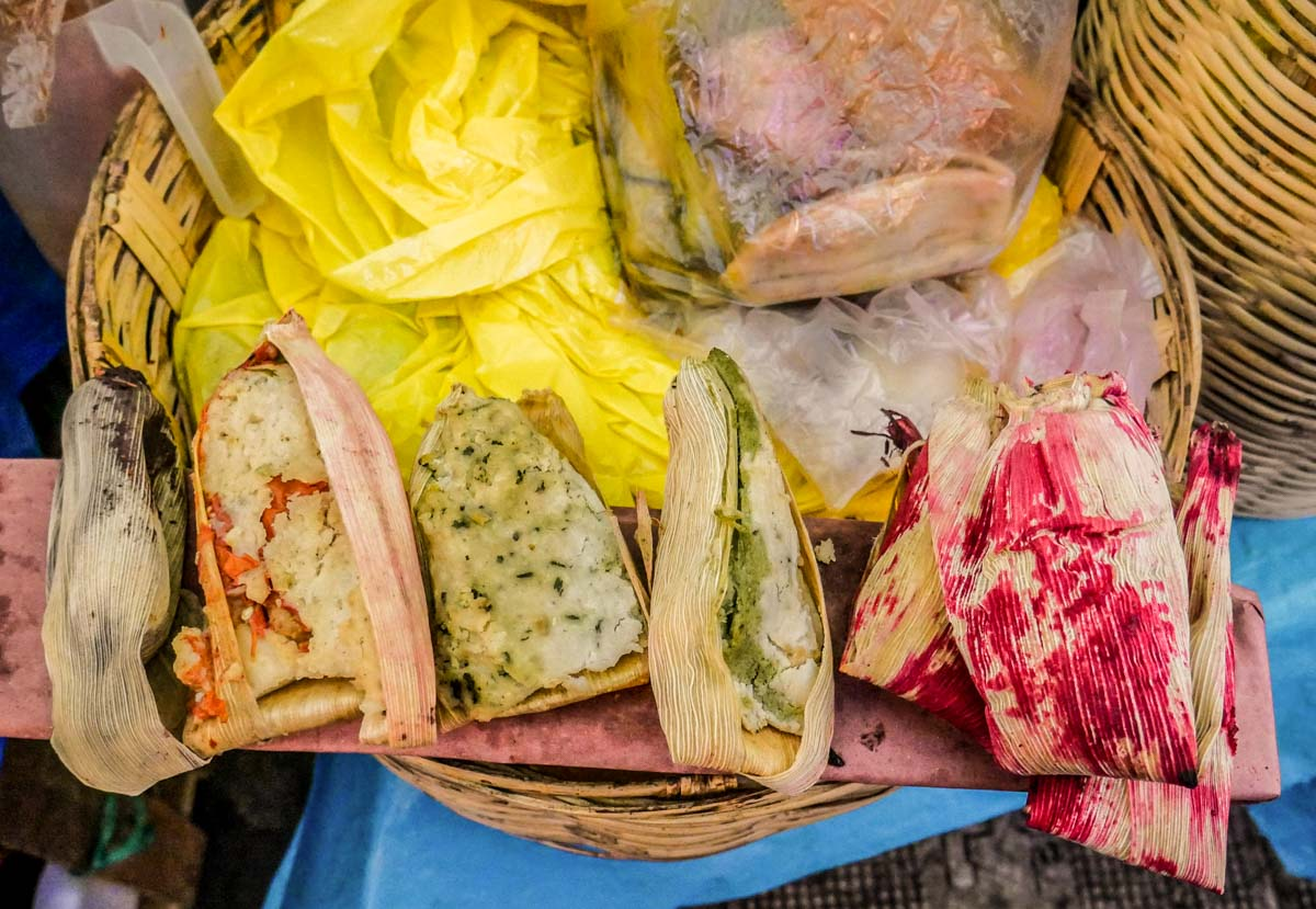 tamales oaxaca must eats mercado benito juarez
