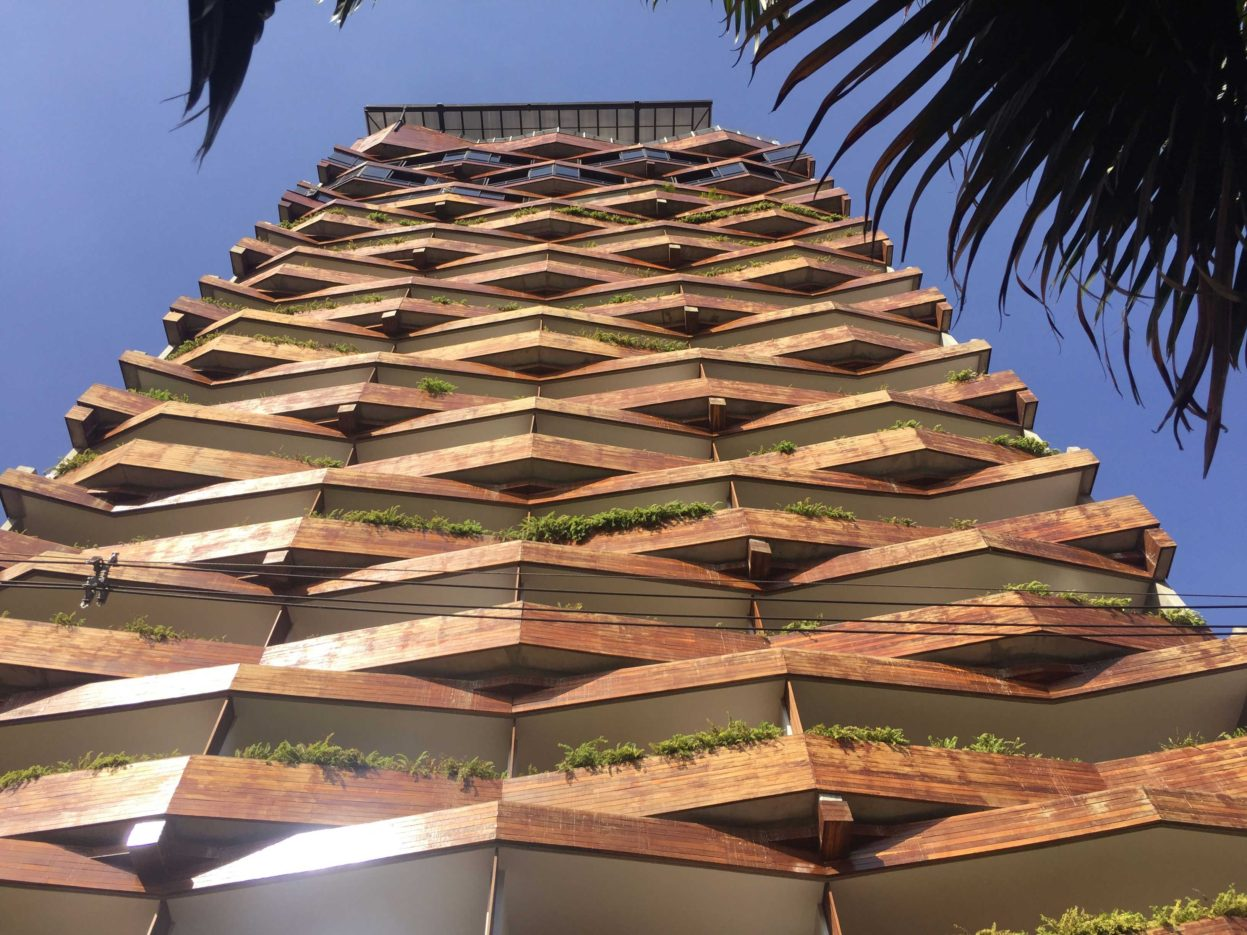 Medellin Polanco building architecture