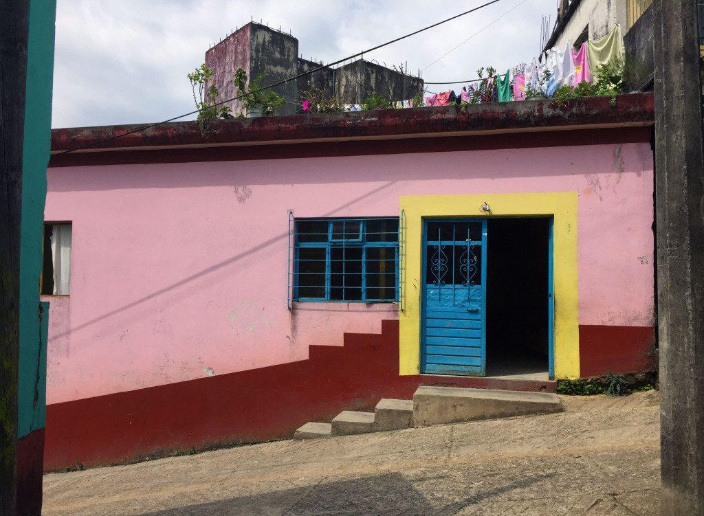 Pluma Hidalgo buildings