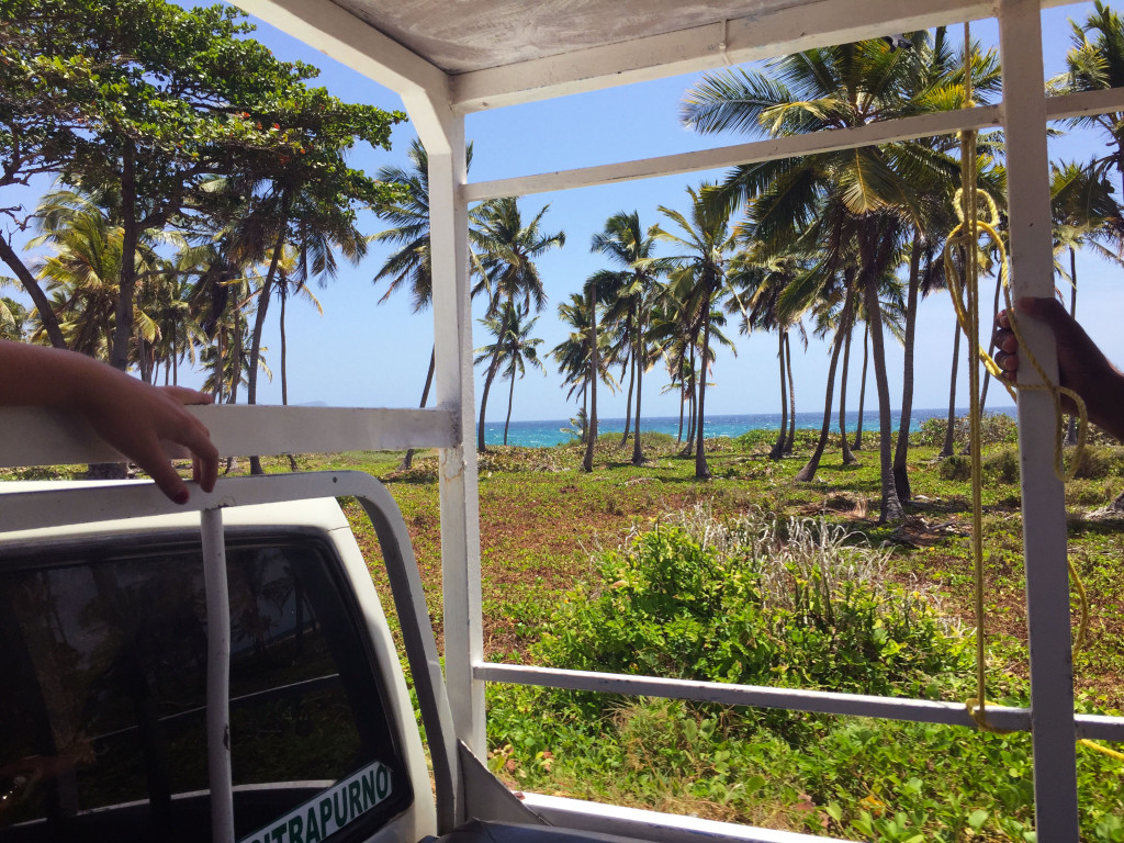 backpacking Dominican Republic