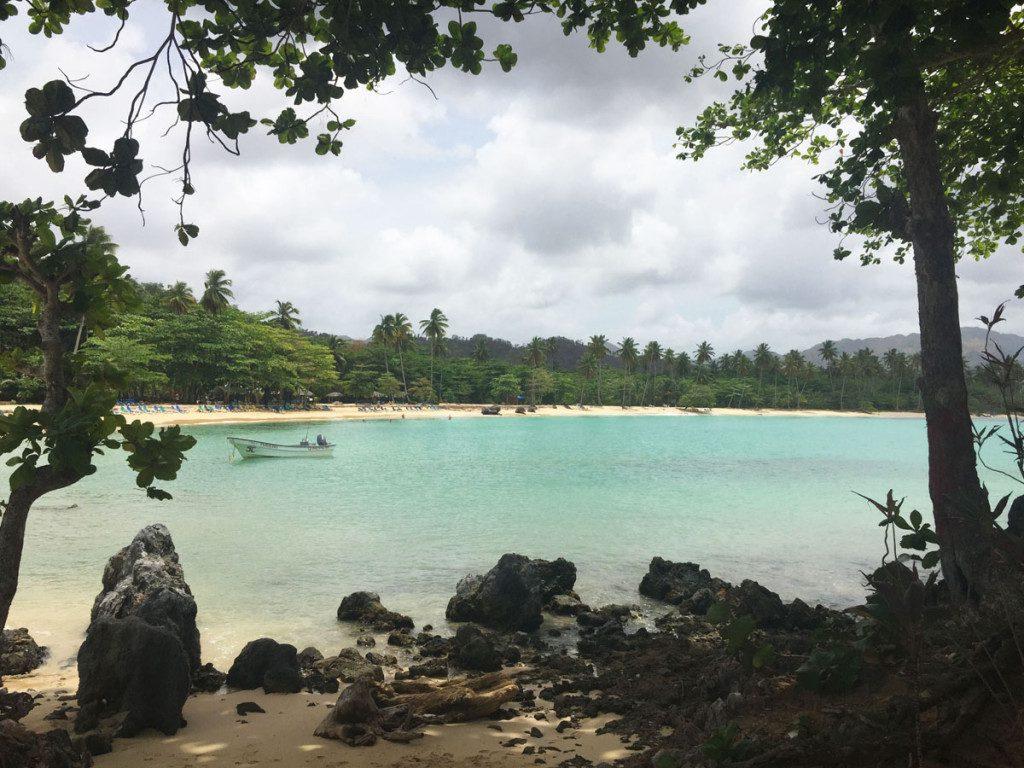 Samana Peninsula, Dominican Republic - Rincon Beach
