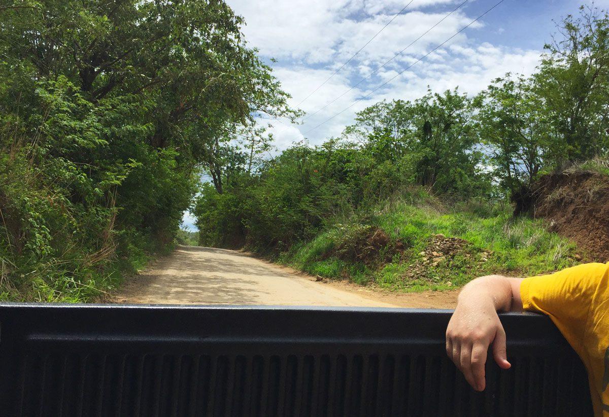 Hitchhiking San Juan del Sur