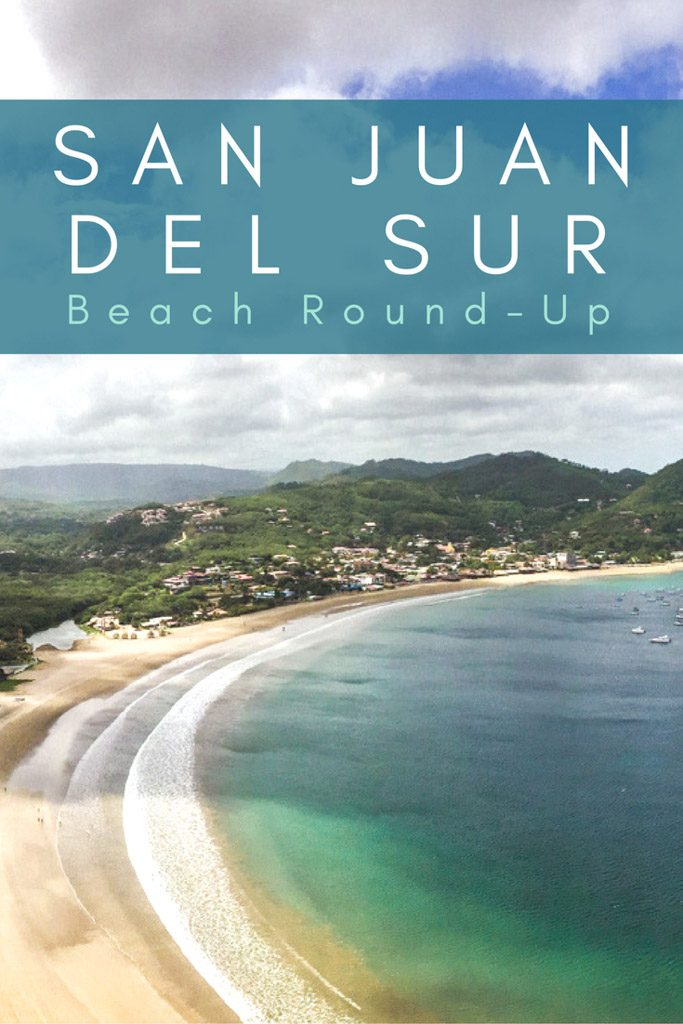 san juan del sur beaches list