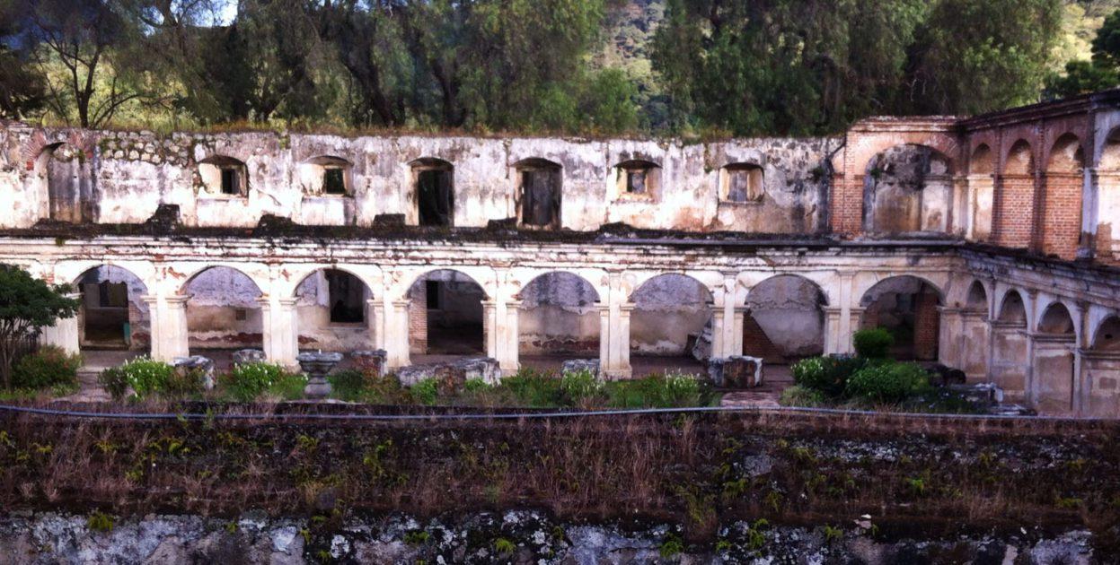 Santa Clara Convent, Antigua, Guatemala