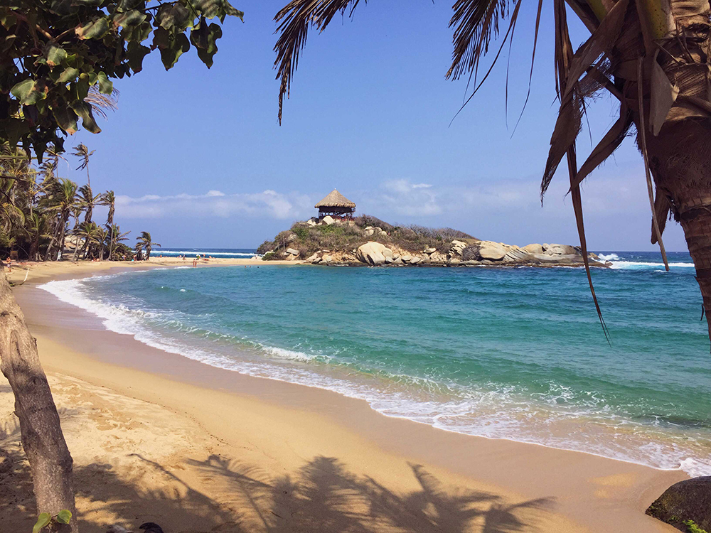 Cabo San Juan, Colombia