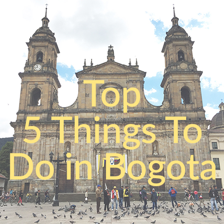 top things to do in Bogota