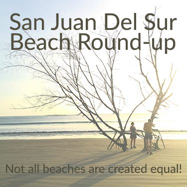san juan del sur beach comparison