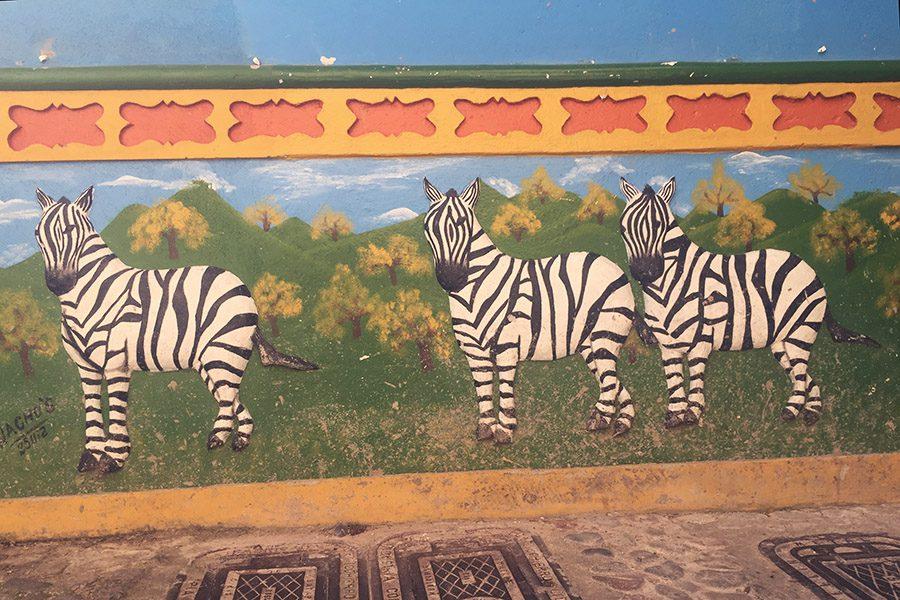 wall art in guatape colombia