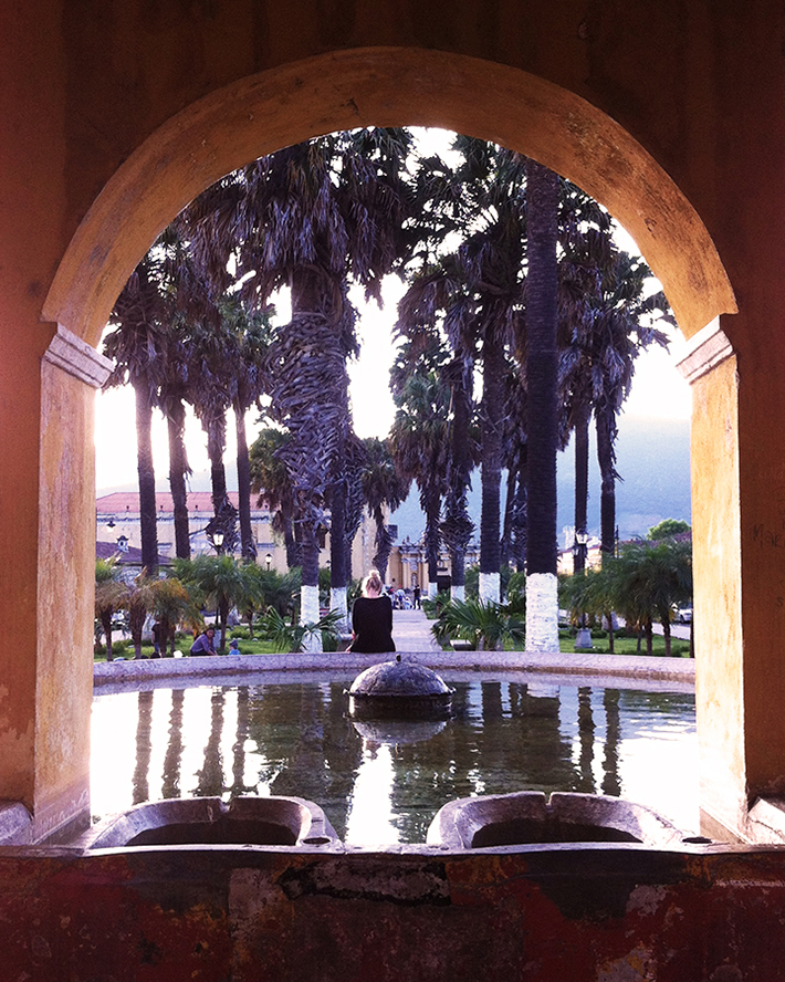Archway in Antigua Guatemala