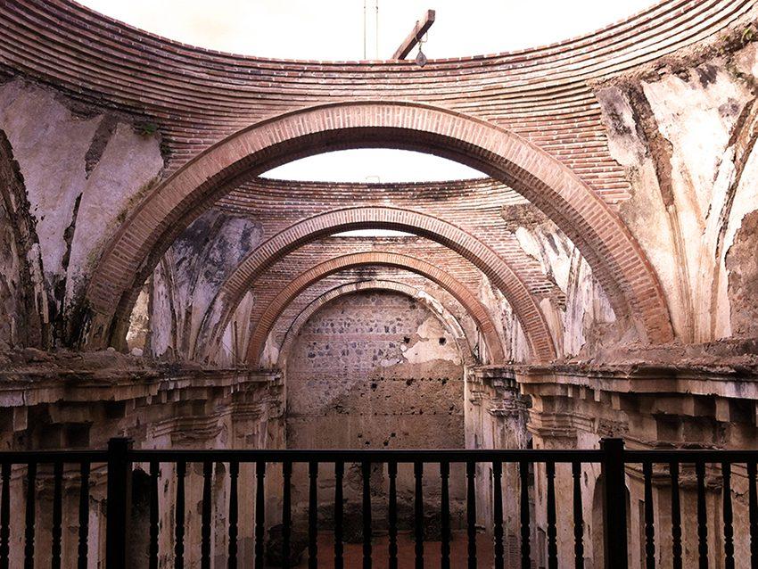 convent Santa Clara Antigua Guatemala