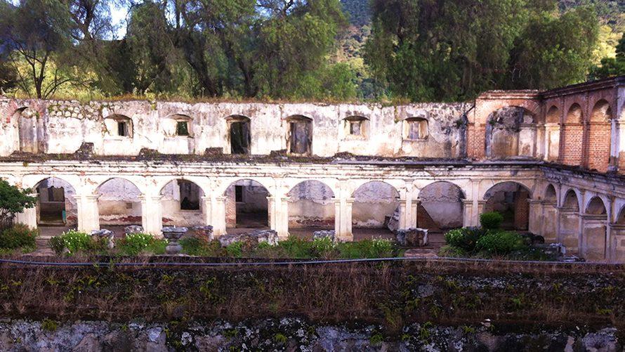 Santa Clara Convent Antigua Guatemala