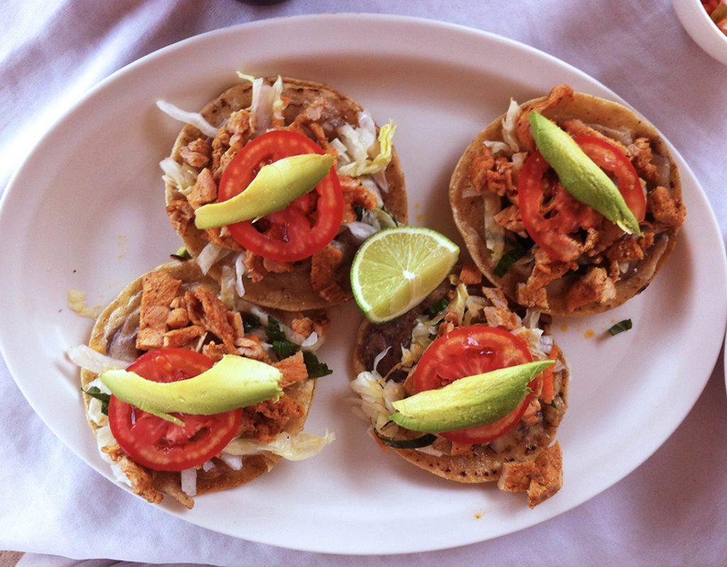 Tacos in Tulum, Mexico