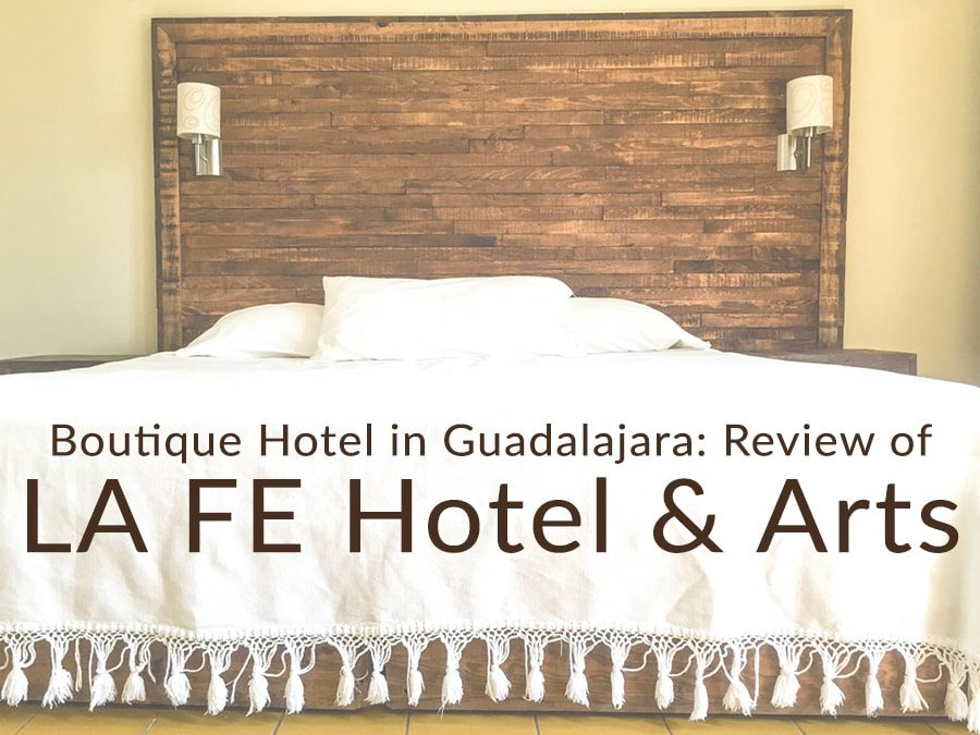 Boutique hotel in guadalajara review of la fe hotel and for Authentic boutique hotel
