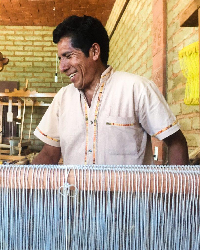 jacobo mendoza ruiz weaver oaxaca