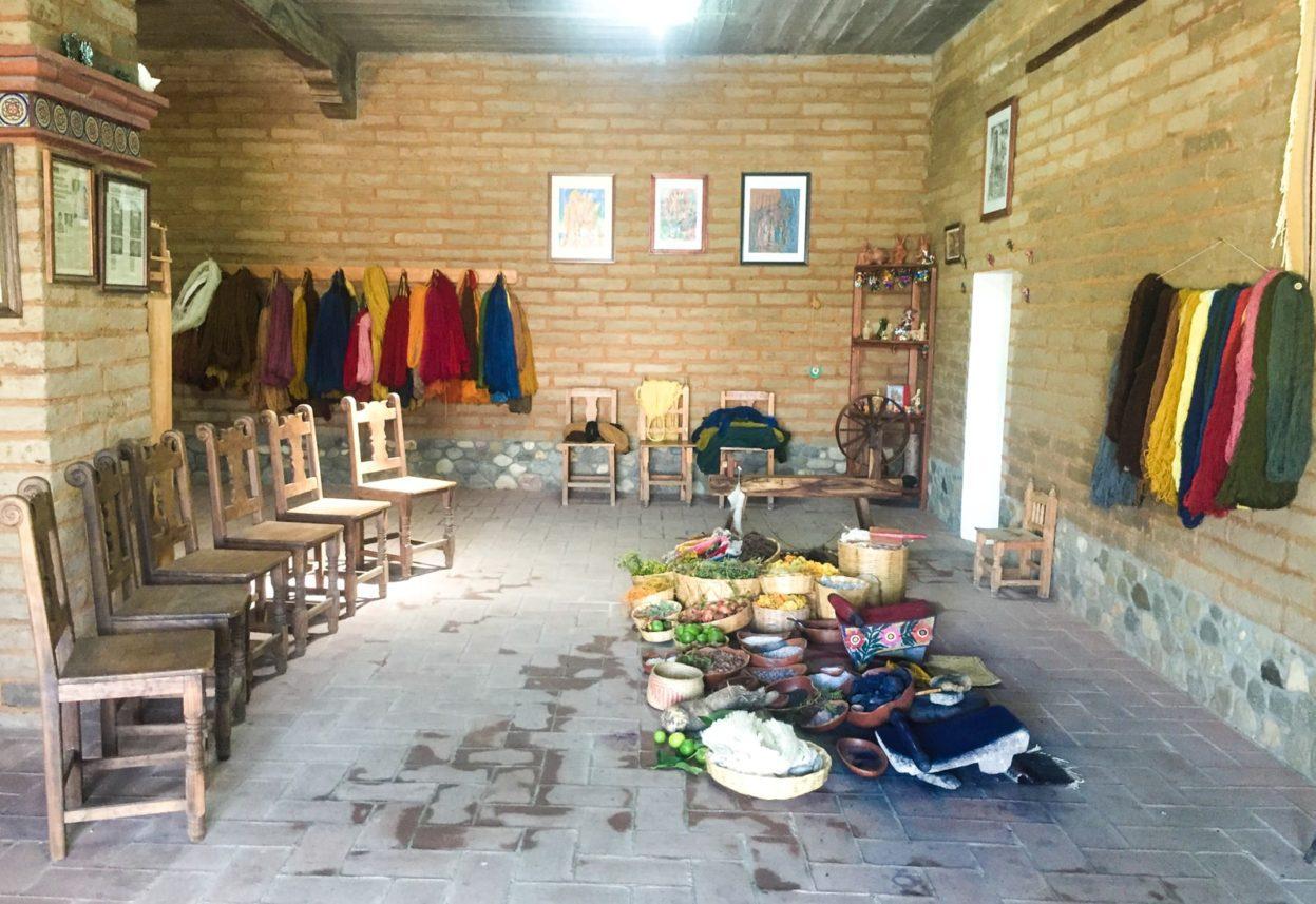 oaxacan textiles