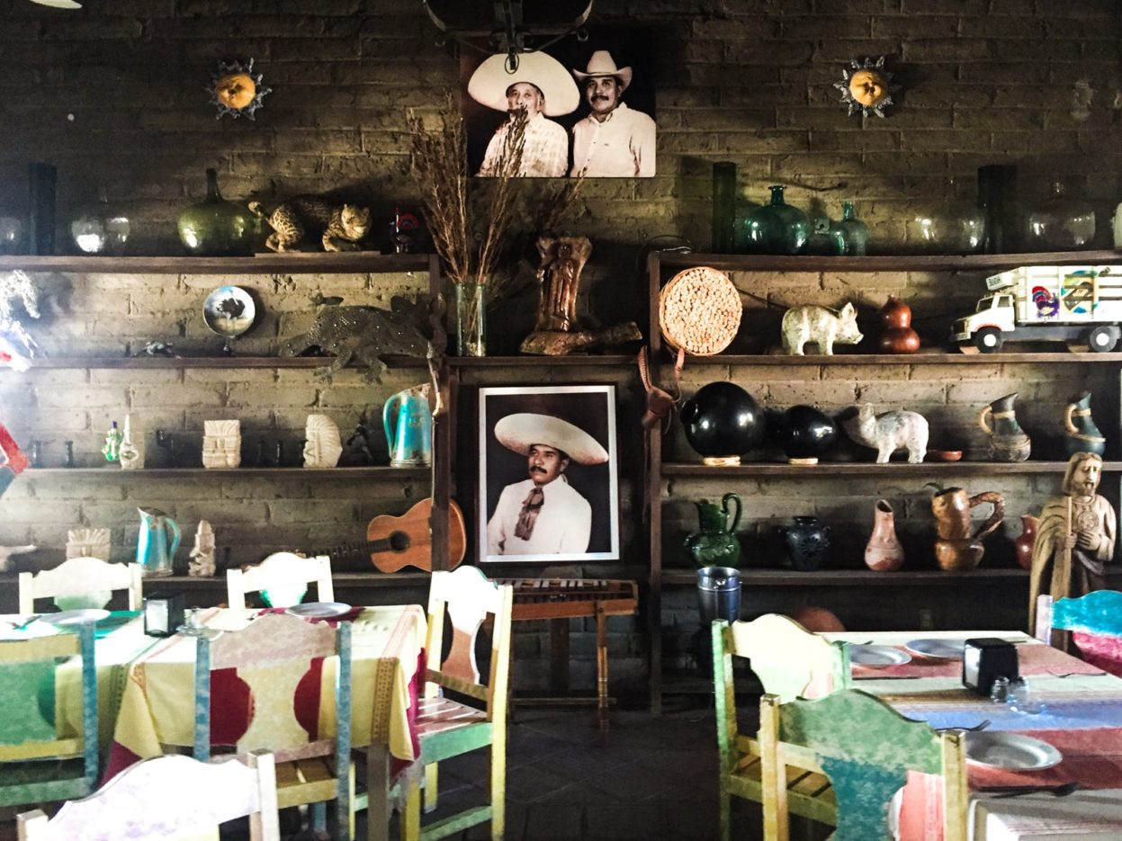 zapata restaurant oaxaca