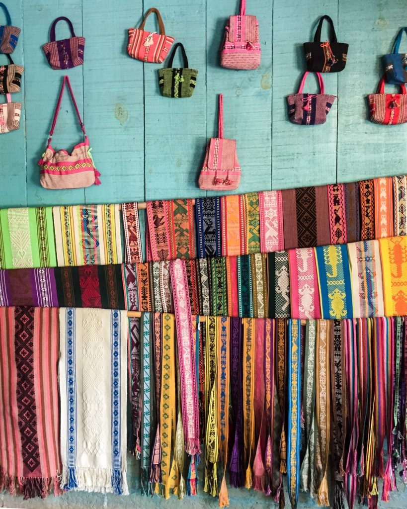 goods for sale oaxaca textiles