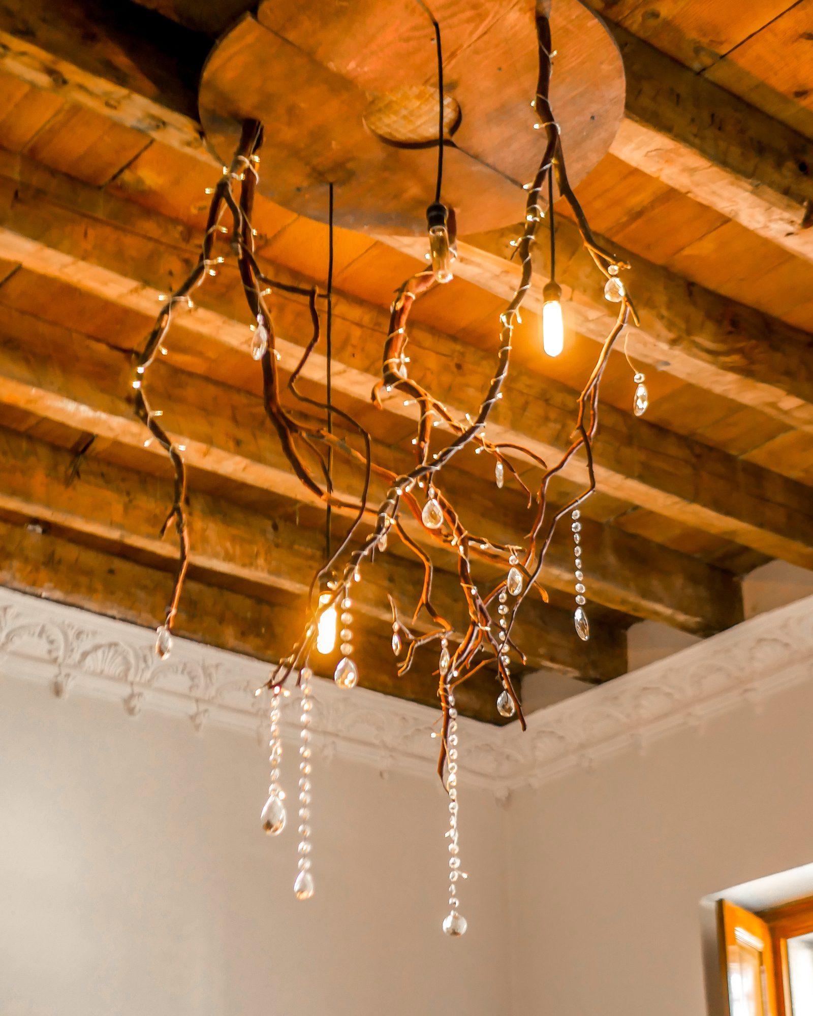 Chiapas suite lamp