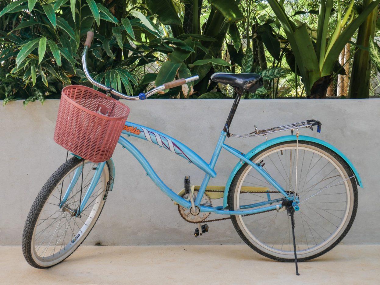 bike rental tulum mexico