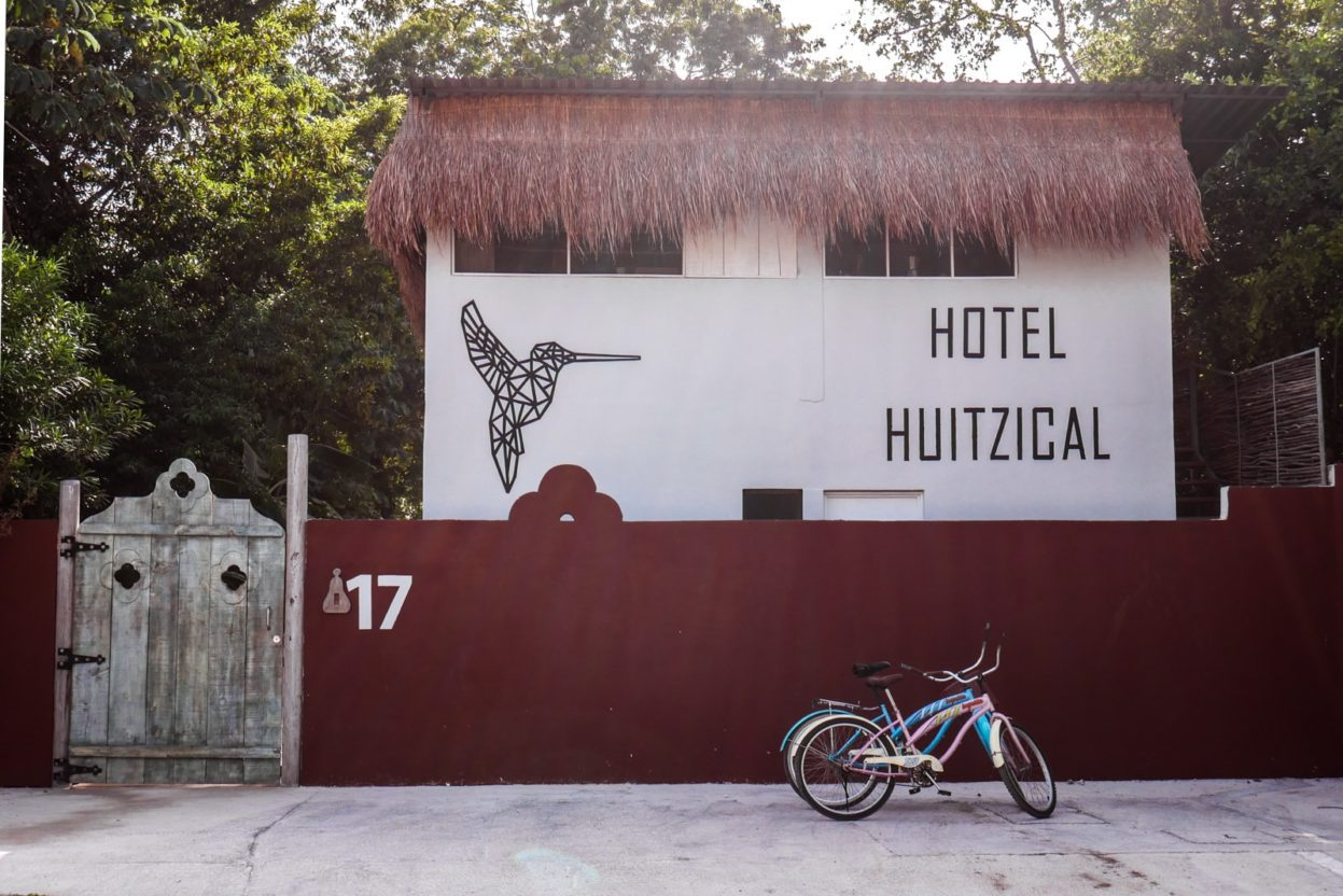 design hotel in tulum