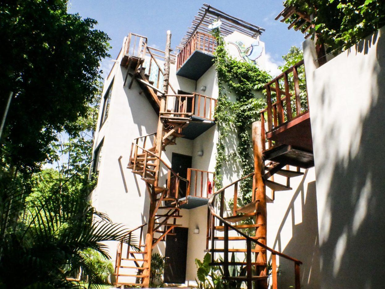 design hotel in tulum huitzical