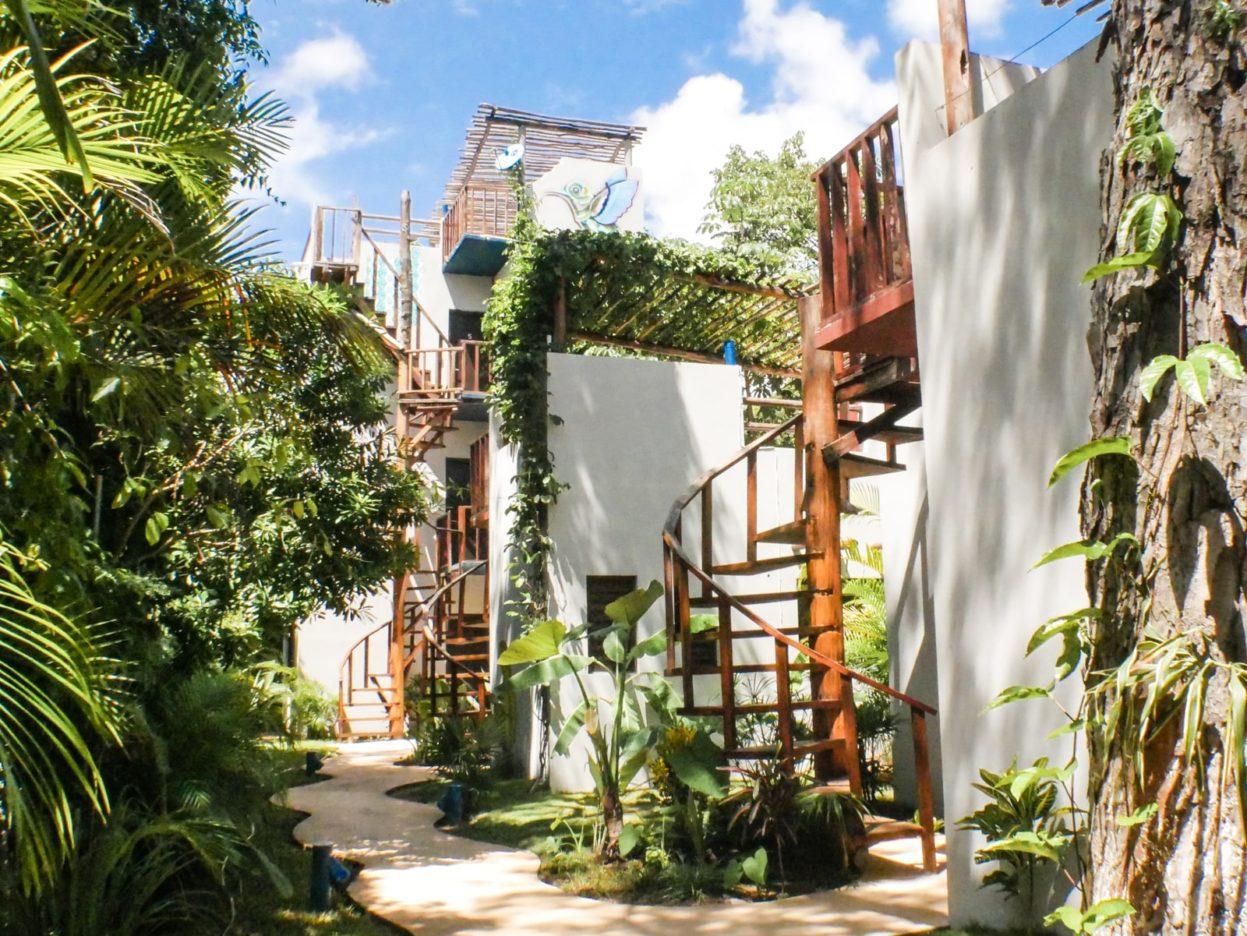 huitzical hotel tulum mexico