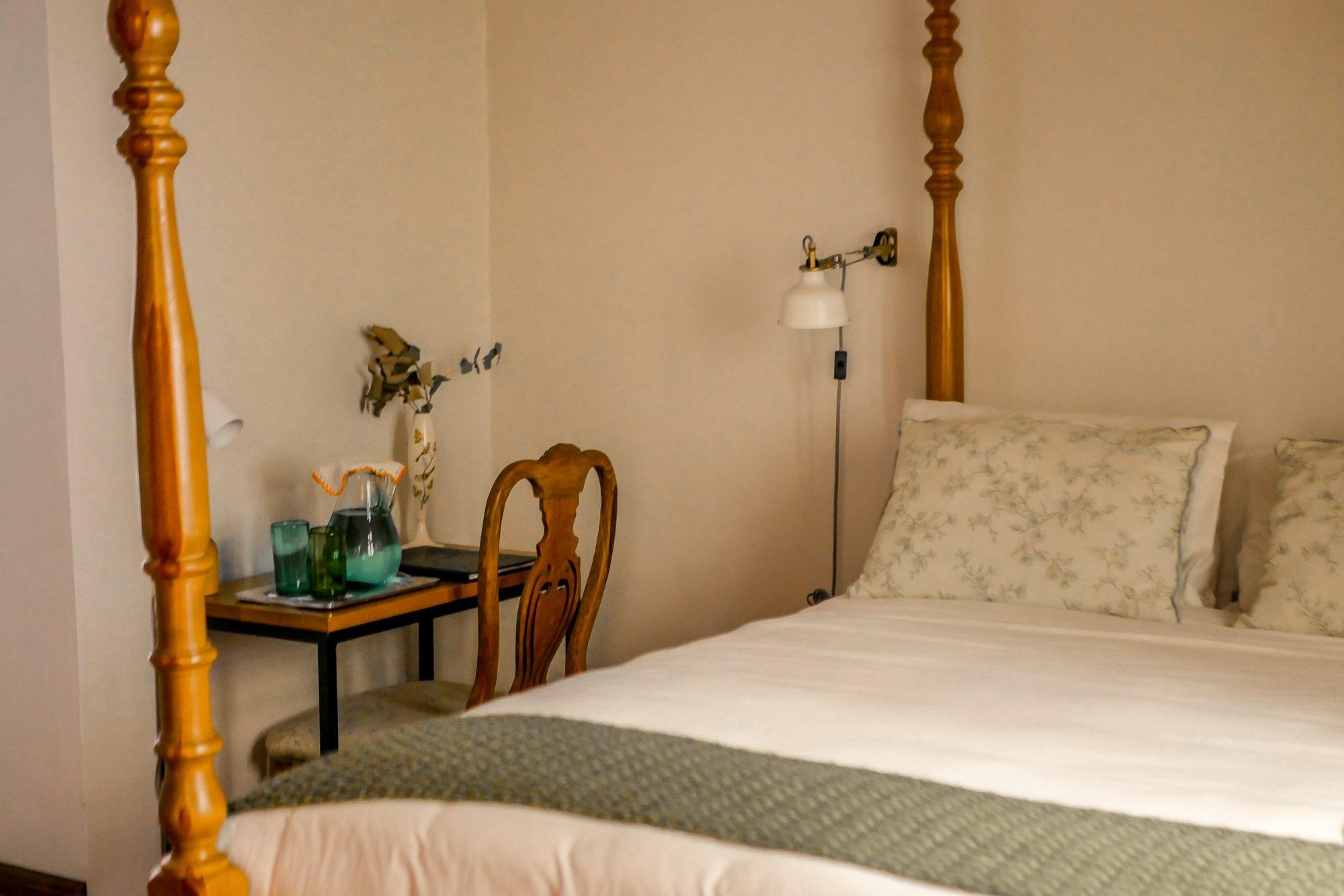 Veracruz room historic hotel in Mexico City