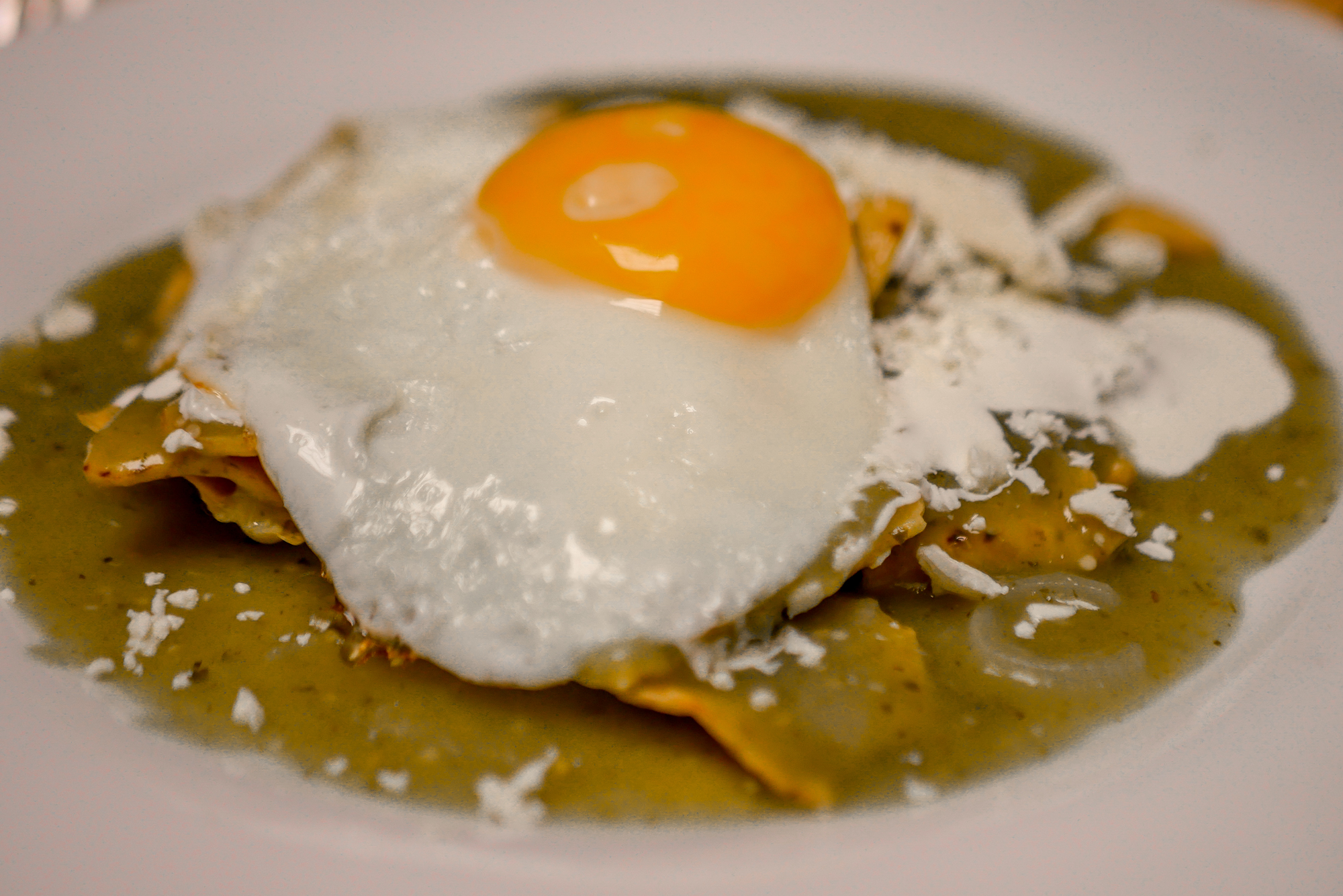 chilaquiles breakfast hotel san rafael mexico city