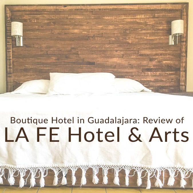 la fe hotel & arts guadalajara