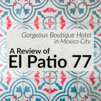 boutique hotel in mexico city