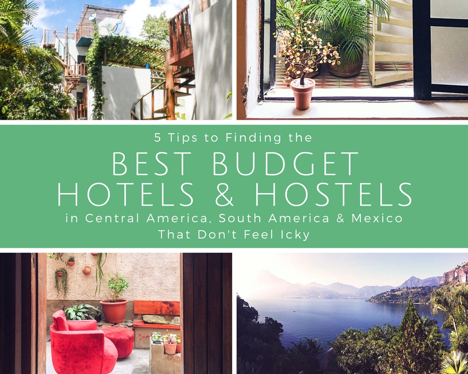 hostels in central america south america mexico