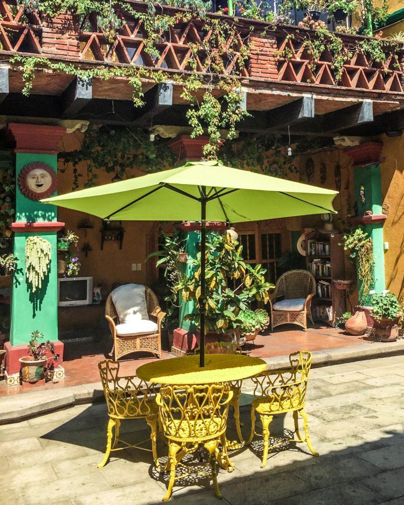 budget hotel oaxaca mexico