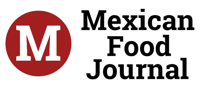 mexican food journal logo