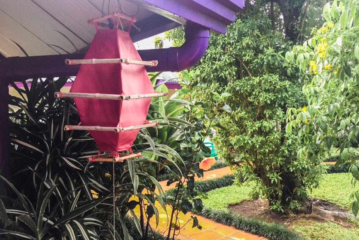 garden isla verde panama