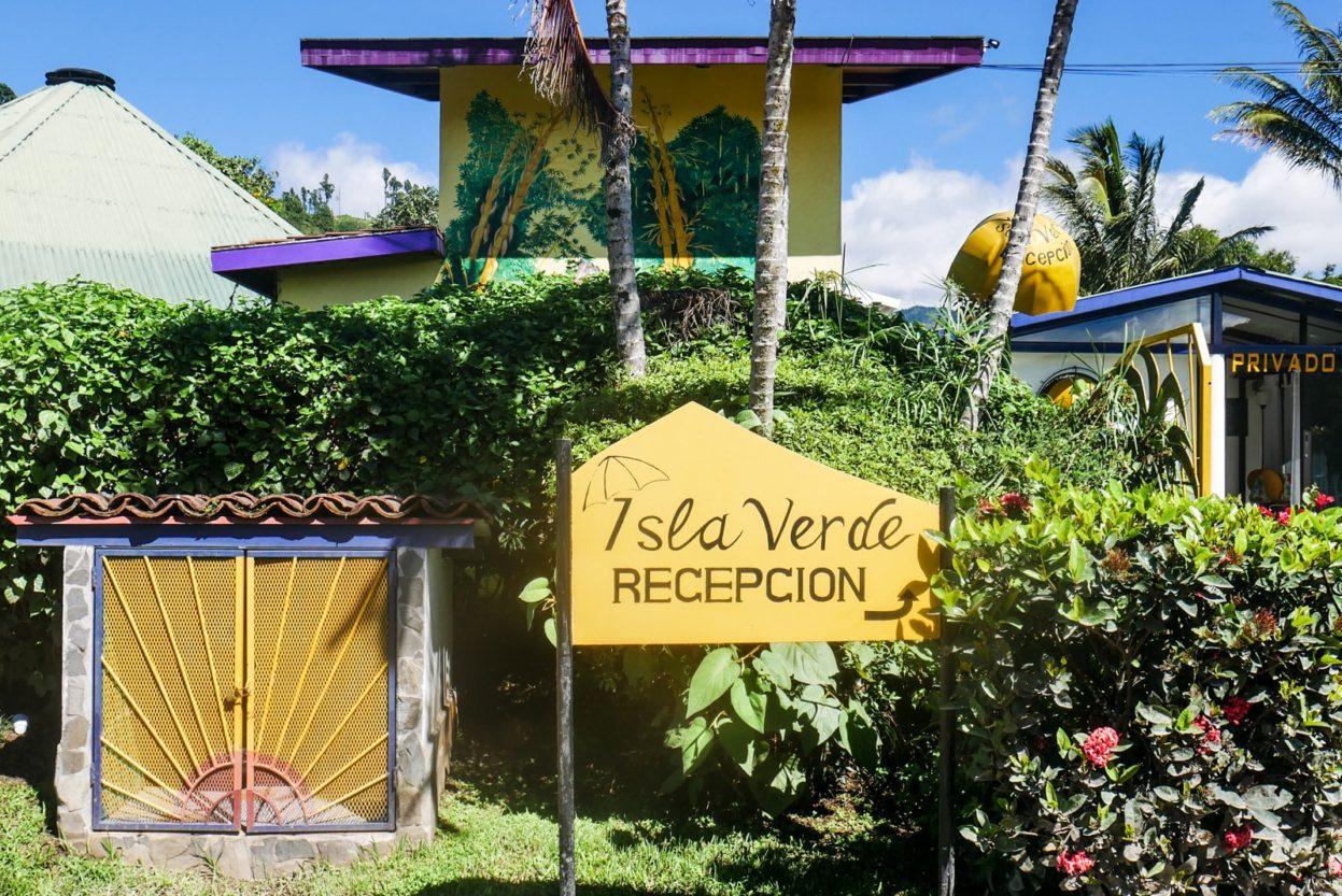 isla verde boquete hotel