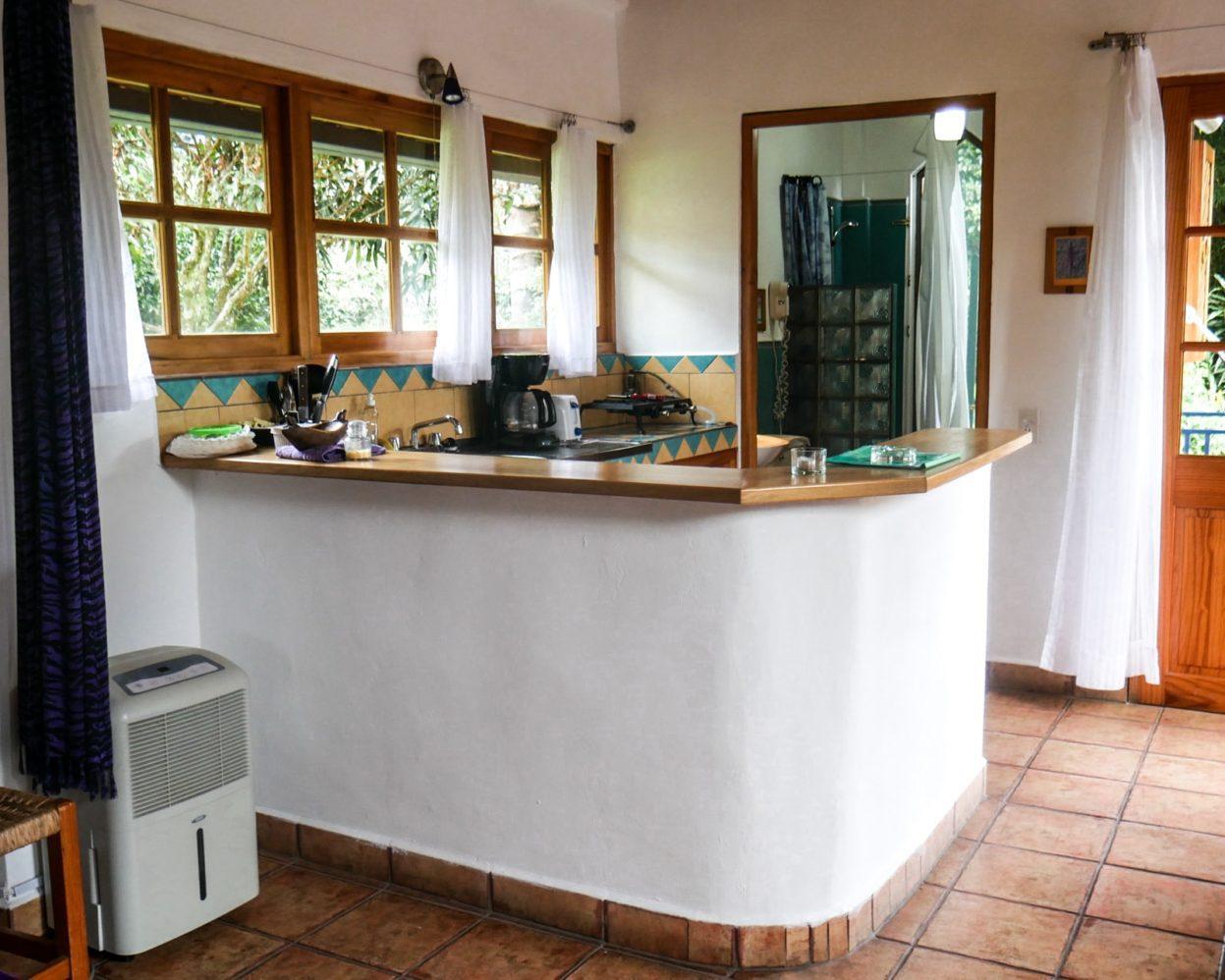 kitchen boquete hotel isla verde