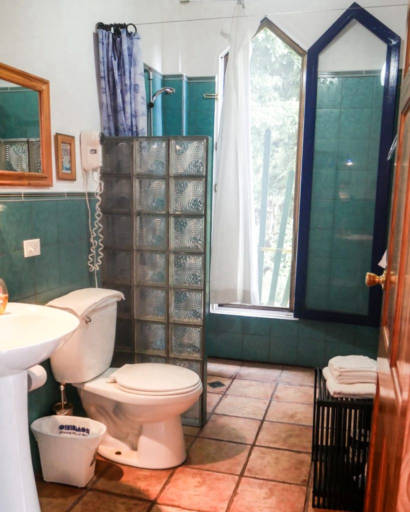 bathroom isla verde boquete