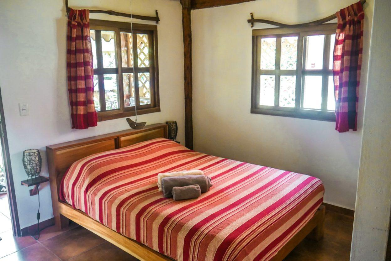 bedroom naturalmente hotel las lajas panama