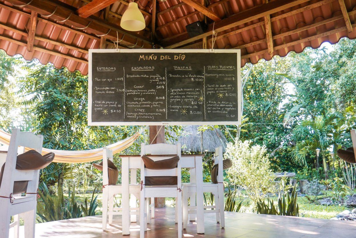 restaurant las lajas panama