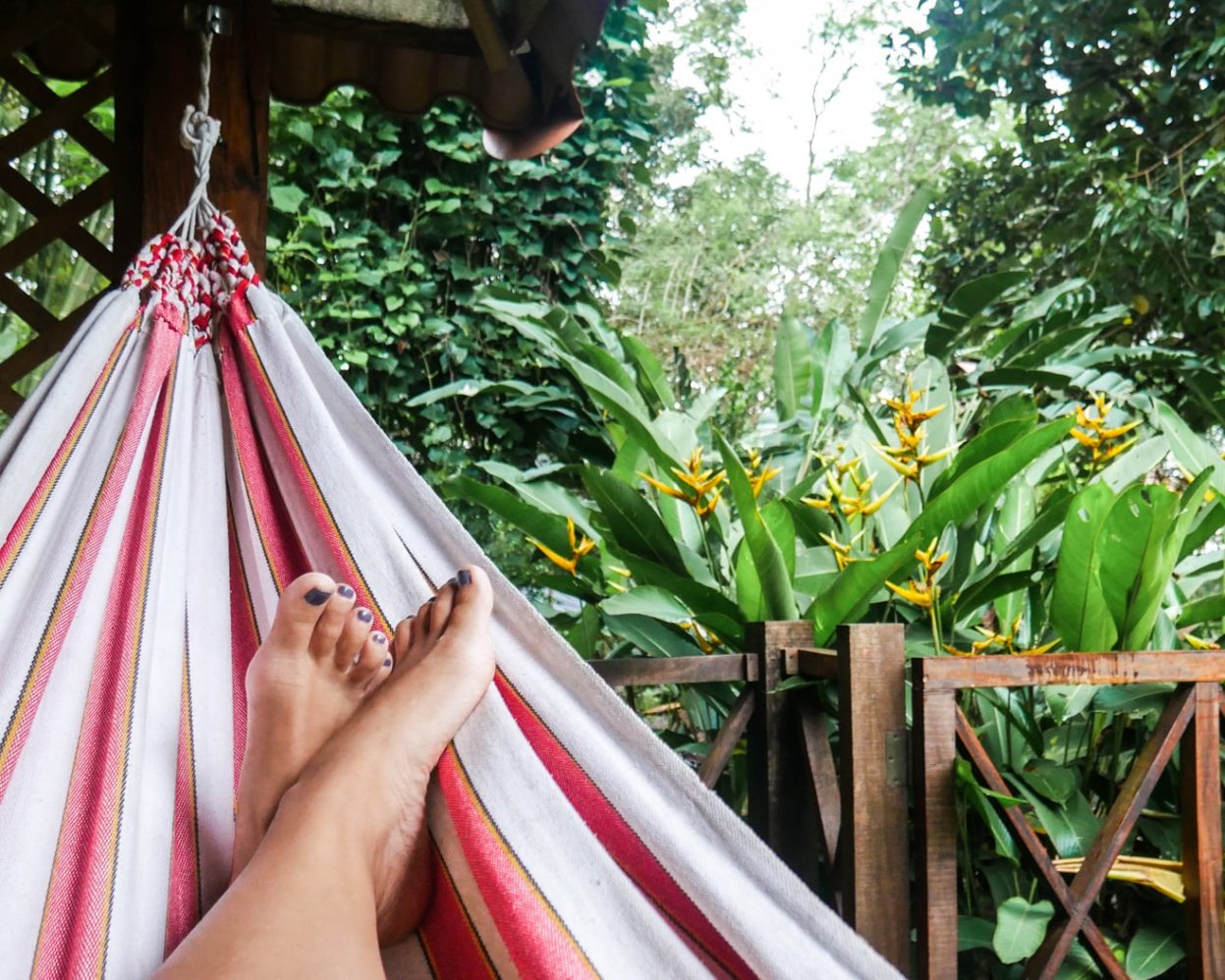 hammock las lajas panama