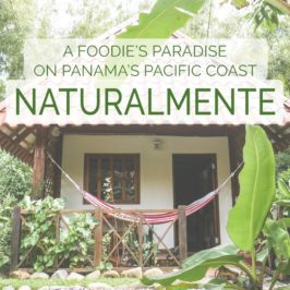 Naturalmente Hotel in Las Lajas Panama: A Foodie's Paradise on the Pacific Coast