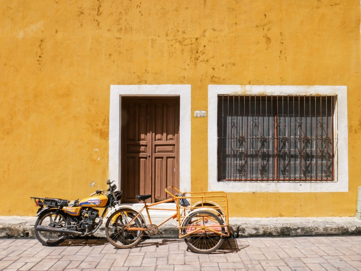 pedi taxi transportation in mexico