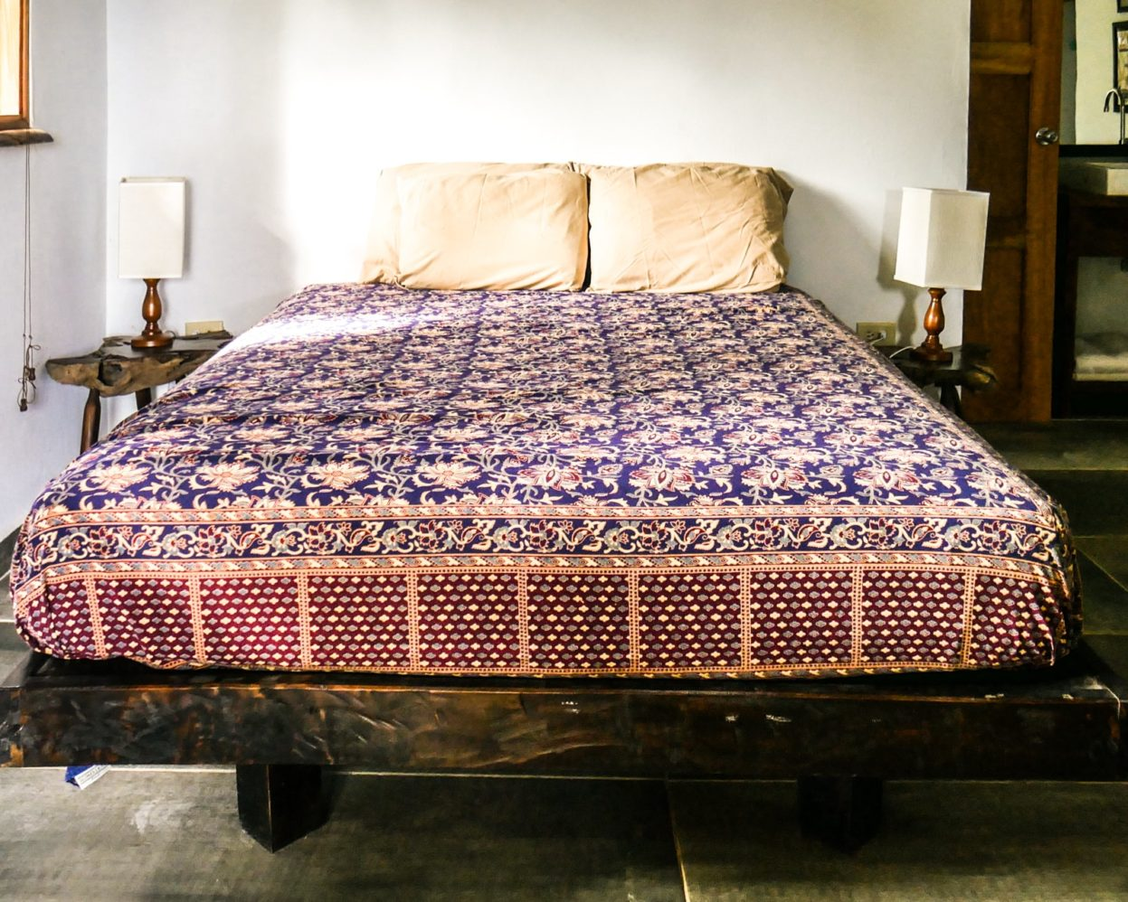 bedroom la finca cambutal
