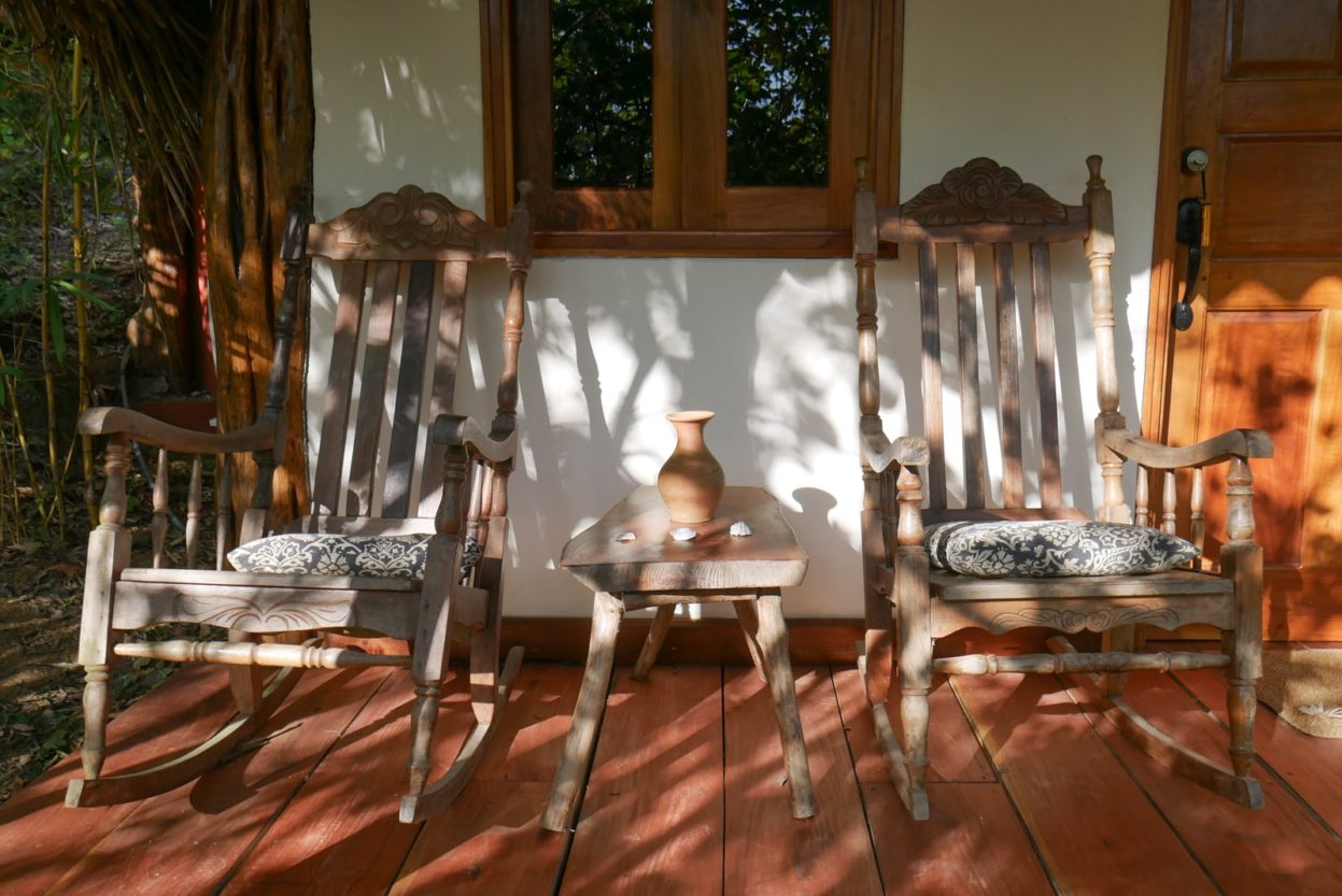 rocking chairs la finca cambutal