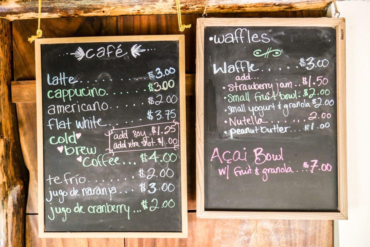 cambutal panama cafe breakfast coffee