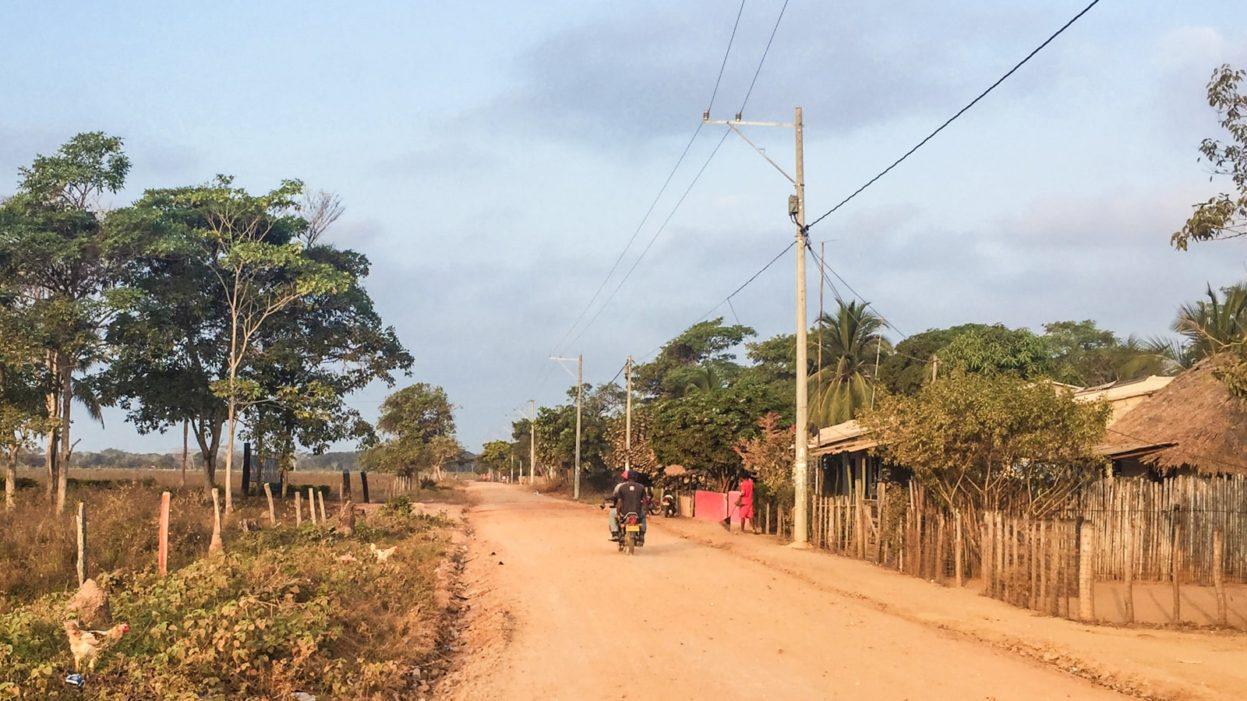 moto taxi colombia travel latin america