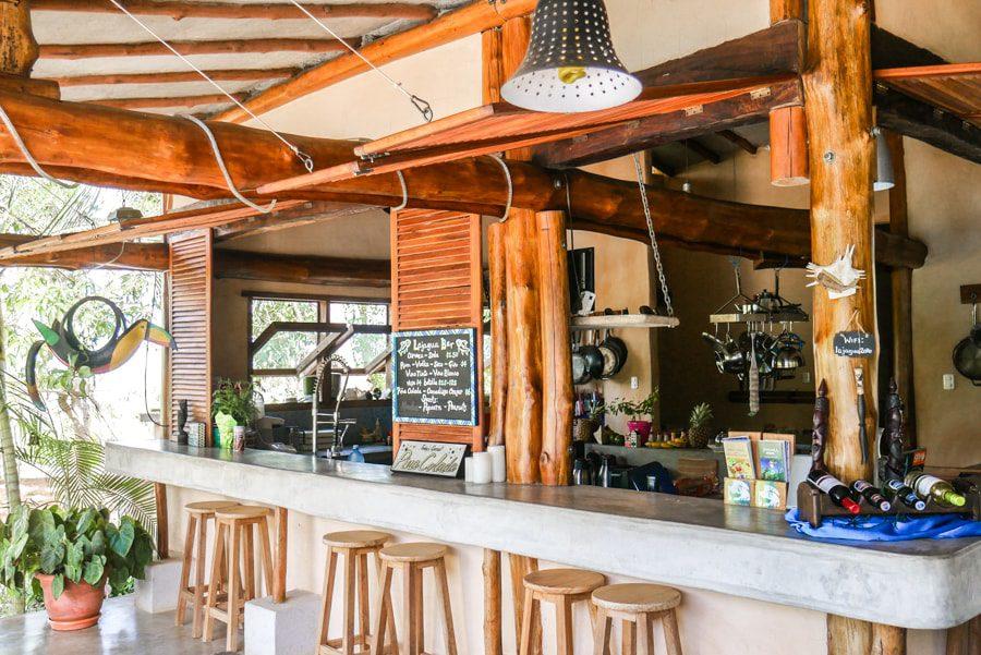 bar casa lajagua pedasi panama
