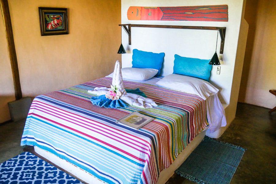 bedroom casa lajagua pedasi hotel