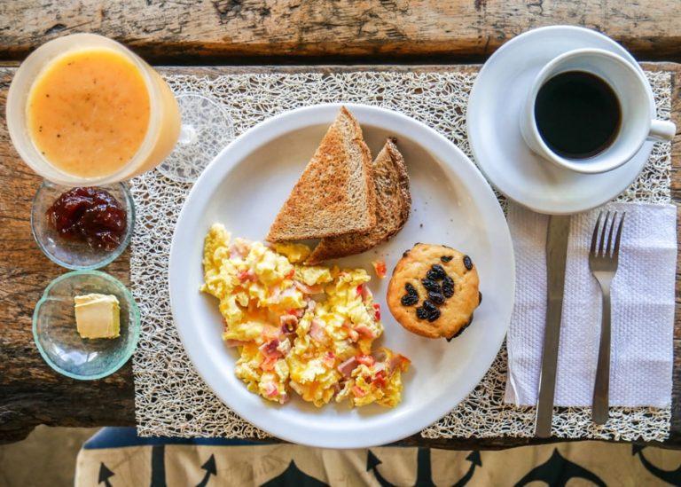 breakfast casa lajagua panama